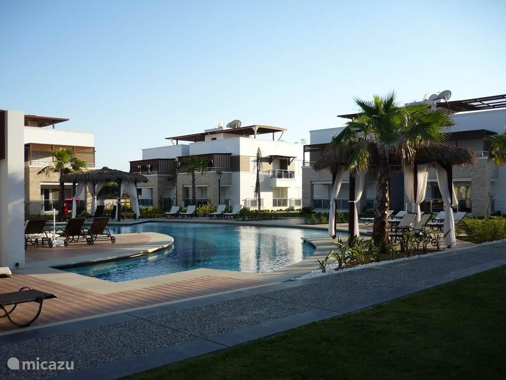 Vakantiehuis Turkije, Turkse Rivièra, Side Appartement Gelijkvloers Appartement