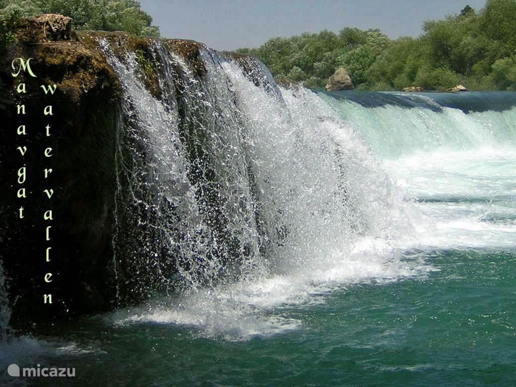 Watervallen van Manavgat