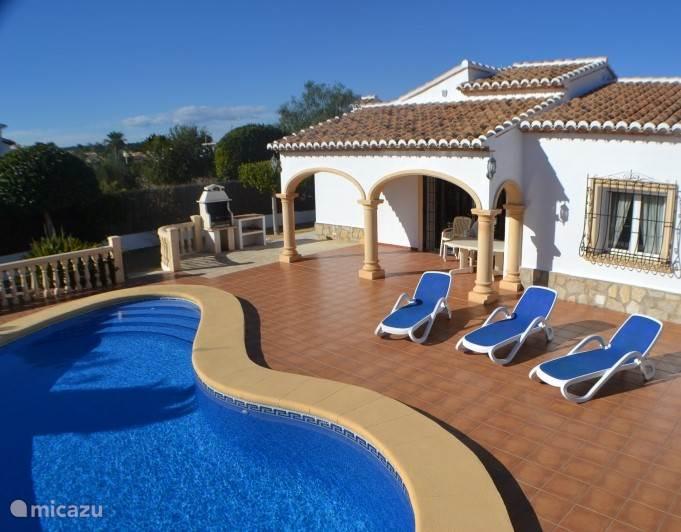 Vacation rental Spain, Costa Blanca, Javea Villa Villa Esmeralda *** TOP LOCATION !!! ***