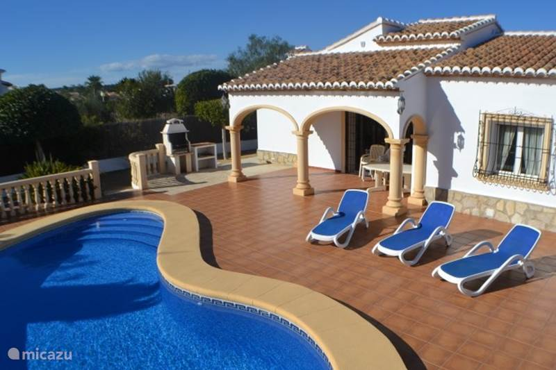 Vacation rental Spain, Costa Blanca, Javea Villa Villa Esmeralda *** TOP LOCATION !!! ***