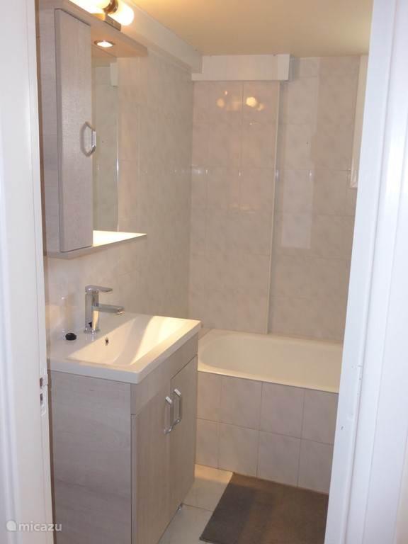 bathroom 2 (with tub)