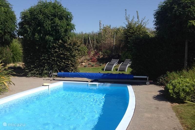 Vakantiehuis Frankrijk, Vendée, Château-d'Olonne Villa Villa Sophora 42 met privé zwembad
