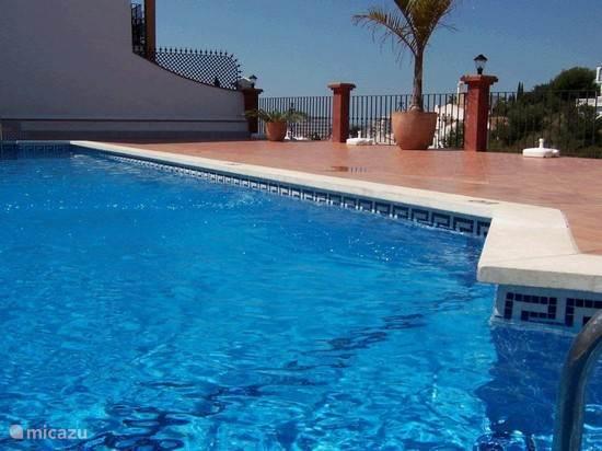 Vakantiehuis Spanje, Costa del Sol, Nerja appartement Andaluz Apartments Burriana BUR01