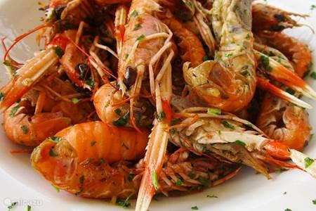 Lekker eten in de Costa Brava