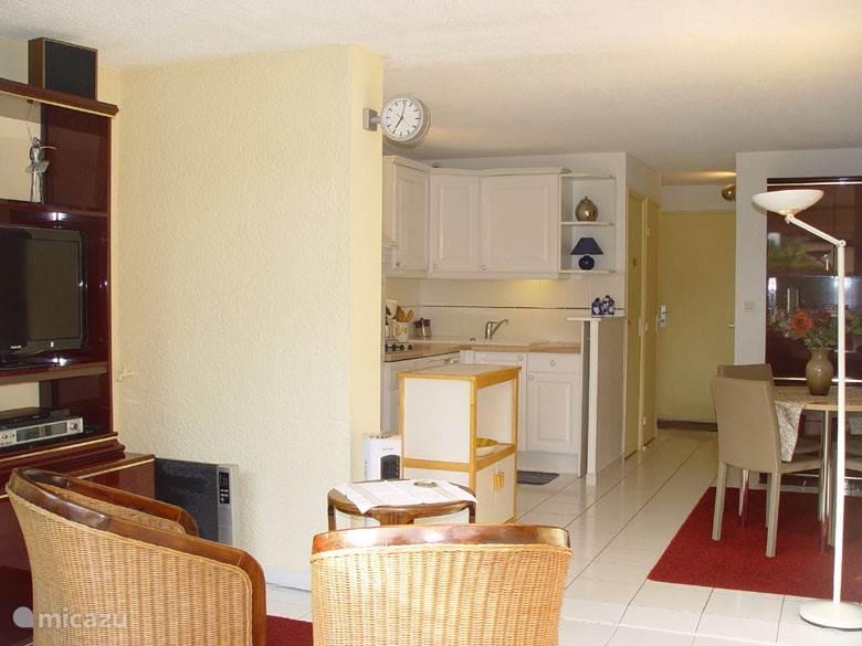 Vakantiehuis Frankrijk, Languedoc-Roussillon, Cap d'Agde – appartement Residentie  Les Perles du Soleil