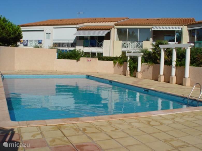 Vakantiehuis Frankrijk, Hérault, Cap d'Agde Appartement Residentie  Les Perles du Soleil