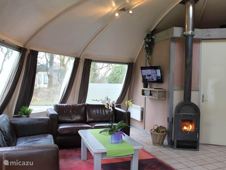 Vakantiehuis Nederland, Noord-Brabant, Chaam - bungalow Iglo Bungalow Nr 23