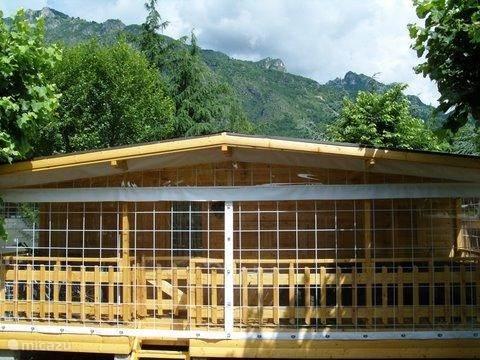 Vacation rental Italy, Italian Lakes, Porlezza chalet Chalet Zona Alta