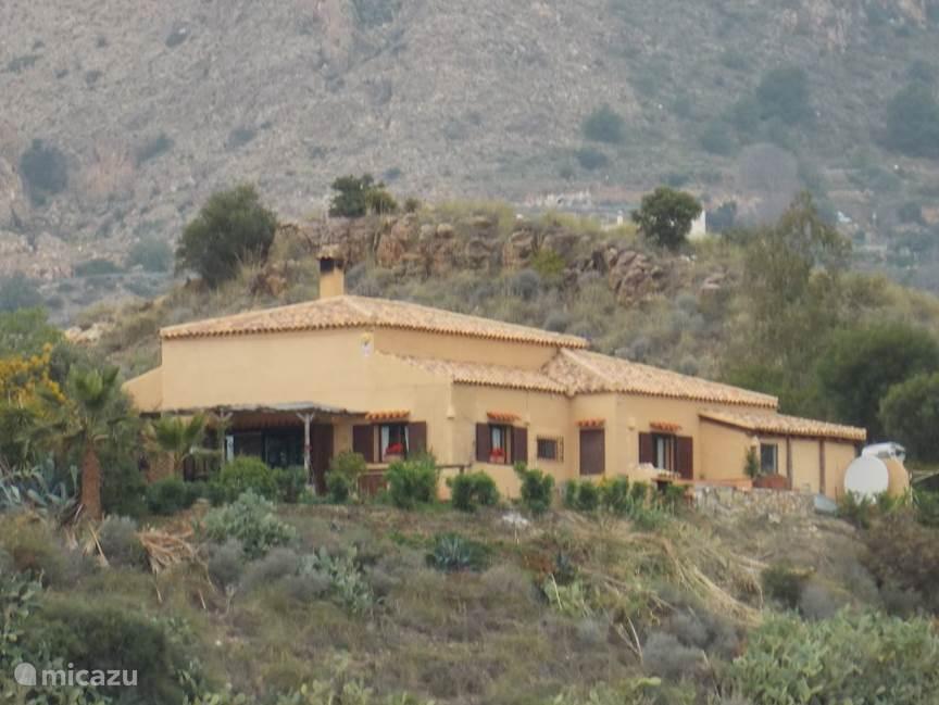 Vakantiehuis Spanje, Andalusië, Bedar - villa Taller de las Minas