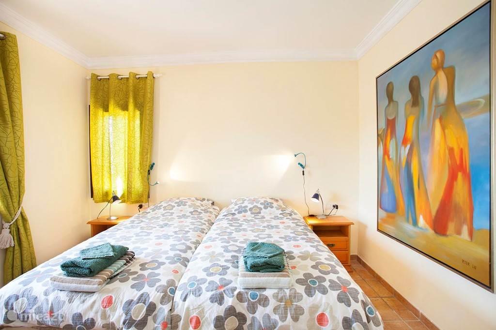 Tweede slaapkamer met........