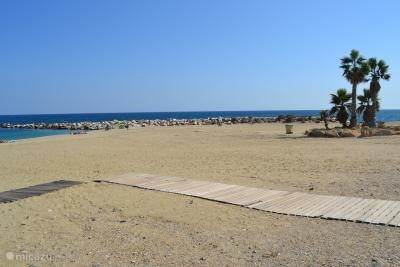Nog geen 20 min. van strand Garrucha....