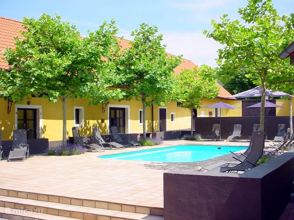 Ferienwohnung Tschechien, Südböhmen, Chmelná Bauernhof Bohemer Living