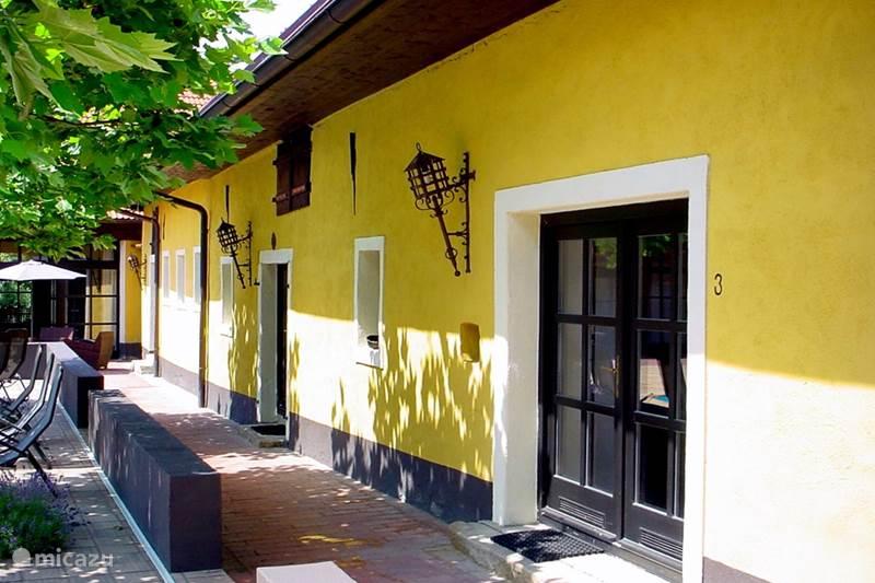 Vakantiehuis Tsjechië, Zuid-Bohemen, Chmelná Boerderij Bohemer Living