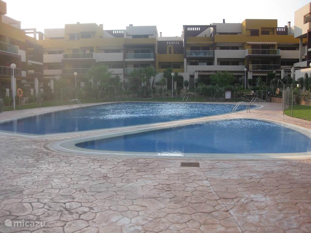 Gemeenschappelijk zwembad /kinderbad
