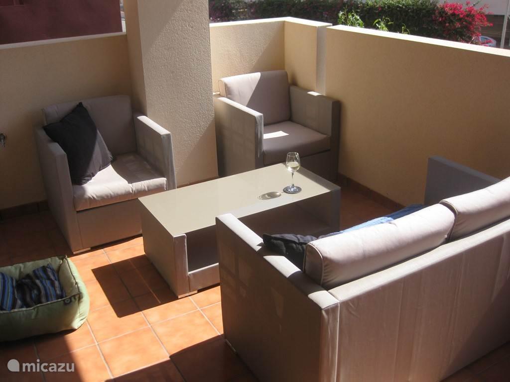 Lounge /terras