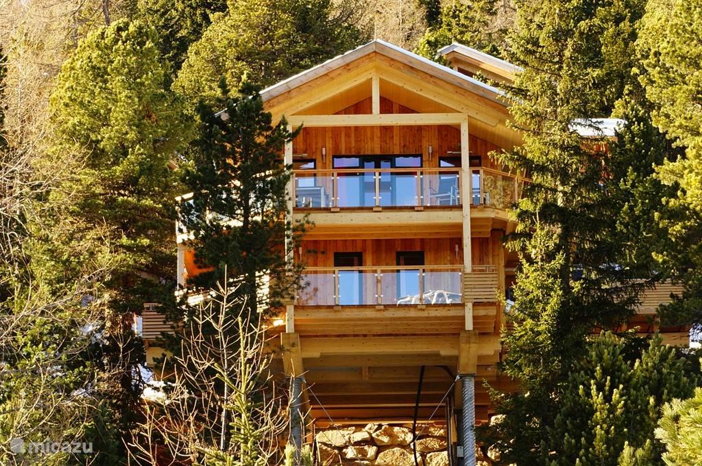 Vakantiehuis Oostenrijk, Karinthië, Turracher Höhe chalet Der Weisse Hirsch