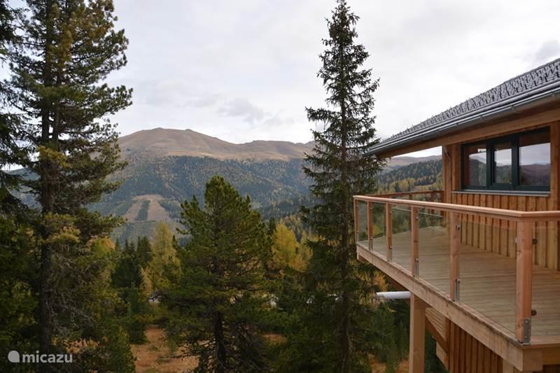 Vacation rental Austria, Carinthia, Turracher Höhe Chalet Der Weisse Hirsch