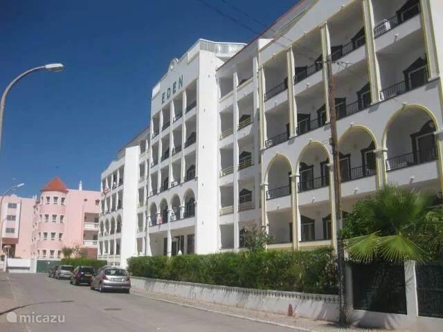 Vakantiehuis Portugal, Algarve, Monte Gordo - appartement Eden