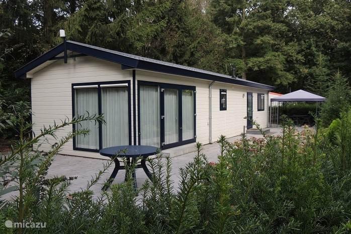 Vakantiehuis Nederland, Gelderland, Epe chalet Bonte Specht BP108