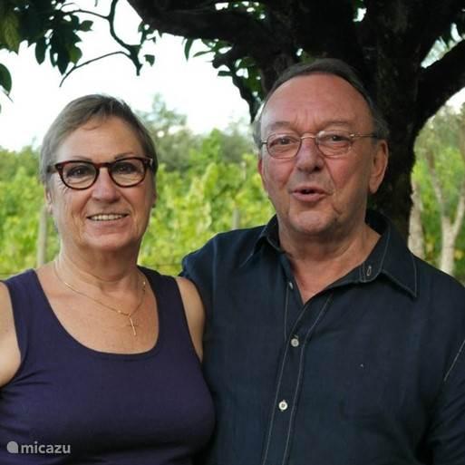 Henk en Greet Kistemaker
