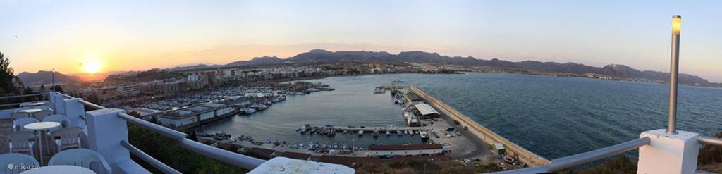 The bay of Mazarron