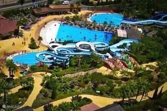 Aqua Bahia Park, slide and splash