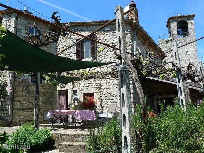 Vakantiehuis Italië, Umbrië – vakantiehuis Casa della Rovere (Huis van de Eik)