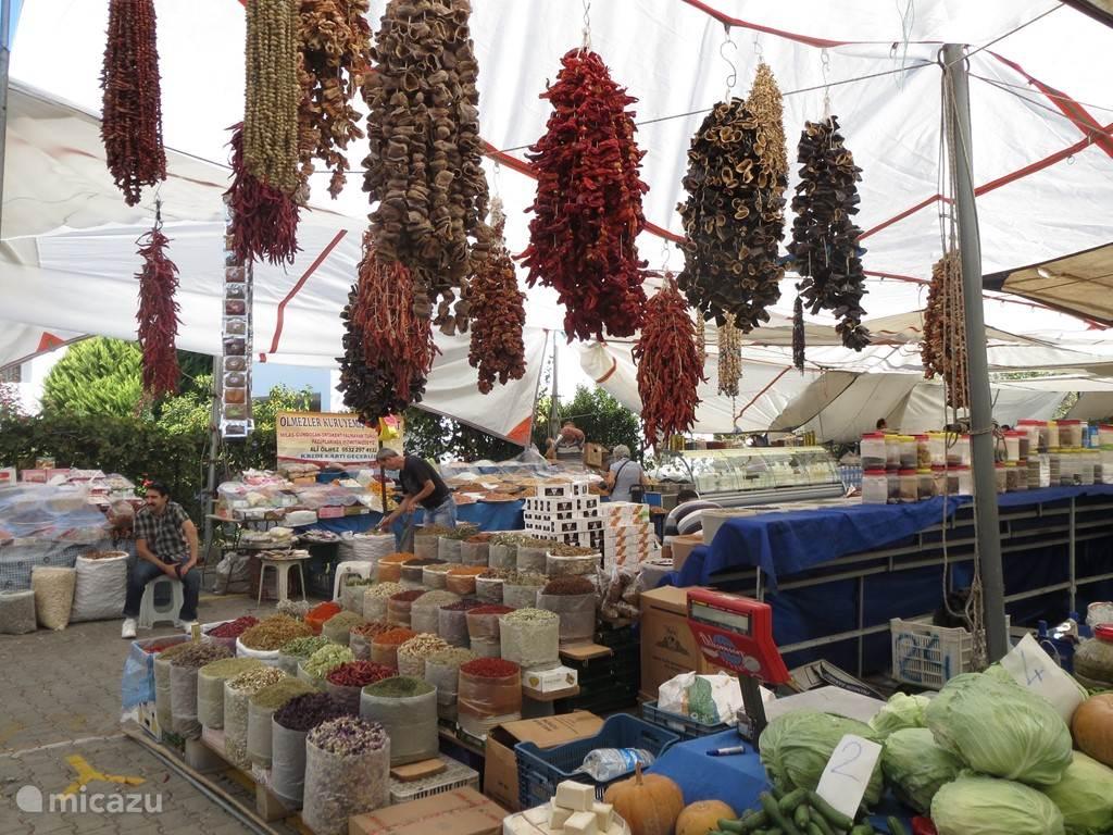 Weekmarkt (woe) Gündogan