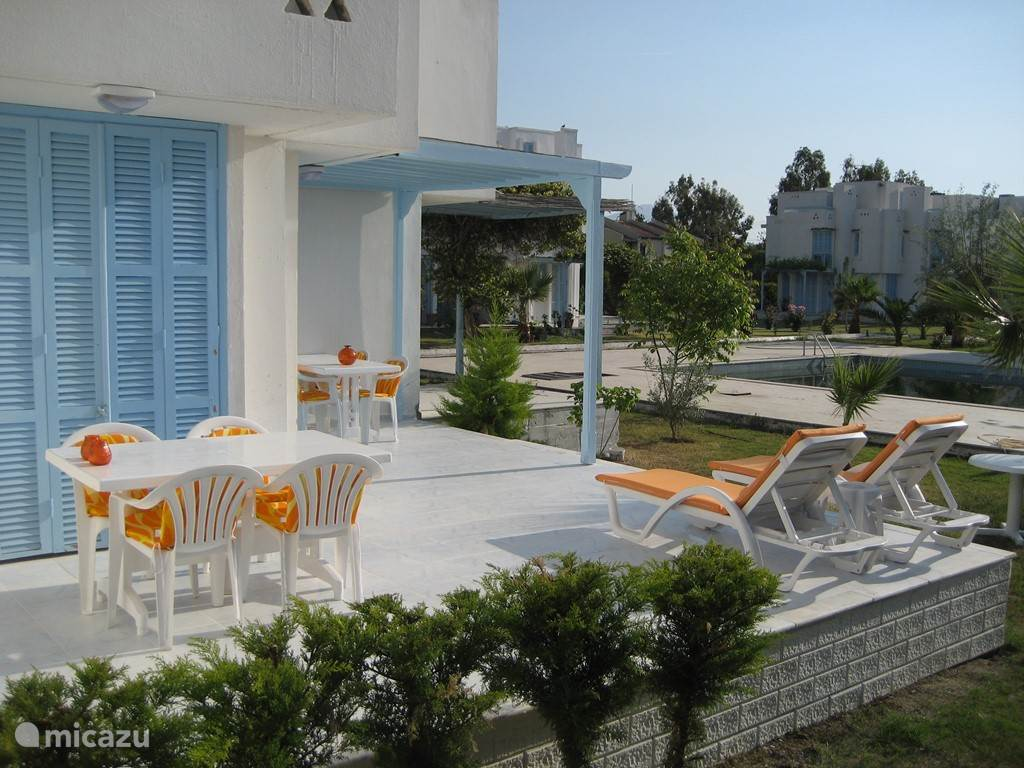 Vacation rental Turkey, Aegean Sea, Kusadasi bungalow Hersan Alp