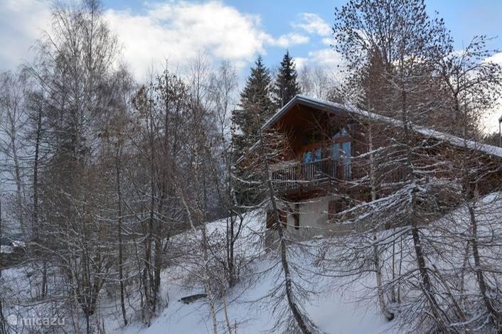 Vacation rental France, Savoie, Plagne Montalbert - chalet Le Chamois