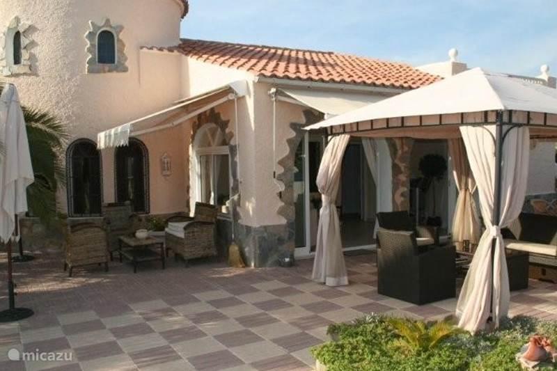 Villa Casa El Sueno in Muchamiel - Alicante, Costa Blanca, Spanien ...