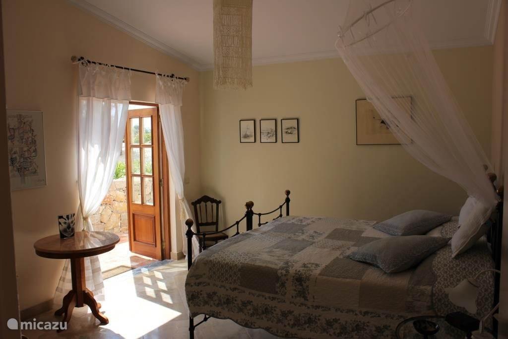 Een logeerkamer