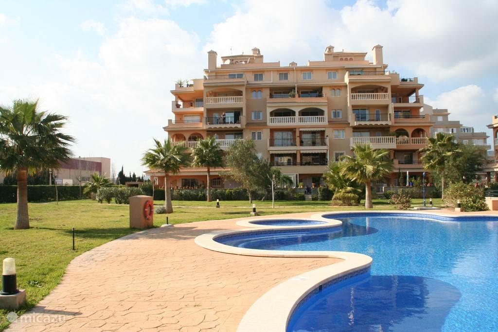 Vakantiehuis Spanje, Mallorca, Cala Millor appartement Anne
