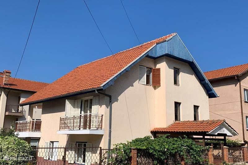 Vakantiehuis Macedonië, Meer van Ohrid, Pestani Appartement Villa Lakeview A