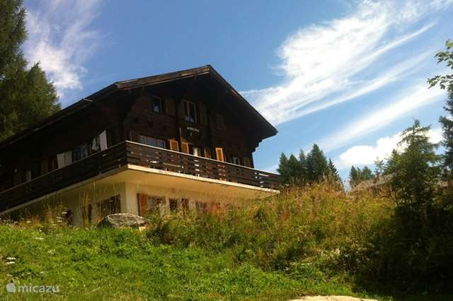 Vakantiehuis Zwitserland – chalet Gardevias