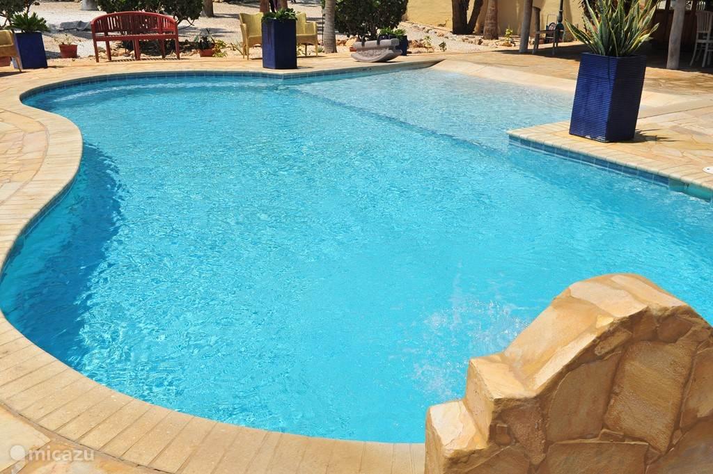 Kindvriendelijke zwembad