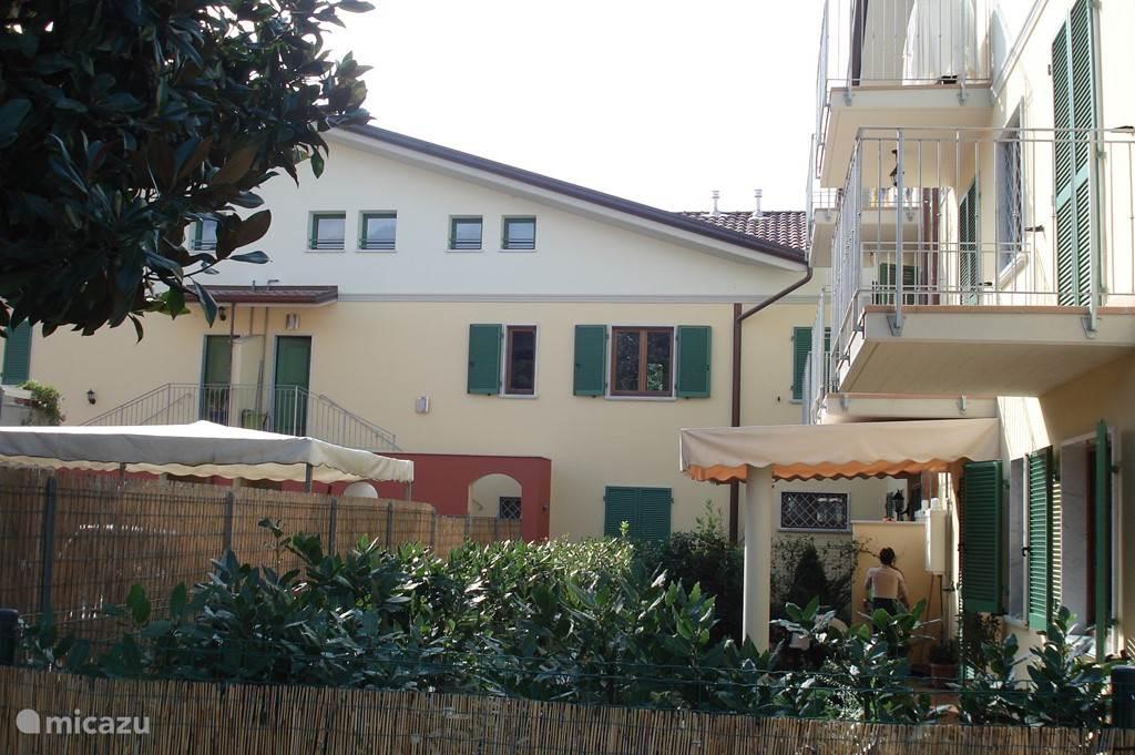 Ferienwohnung Italien – appartement Casa Toscana-