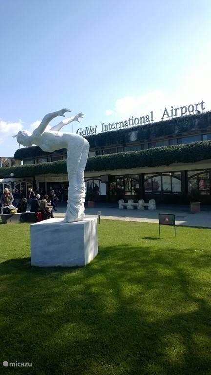 Luchthaven Pisa