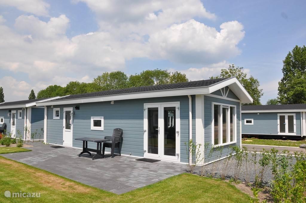 Vakantiehuis Nederland, Gelderland, Nijkerk chalet Bad Hulckesteijn (Type:B / Nr. 38)