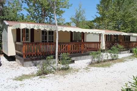 Vakantiehuis Italië, Toscane, Viareggio stacaravan Chalet Italie ZA2 Type L Viareggio