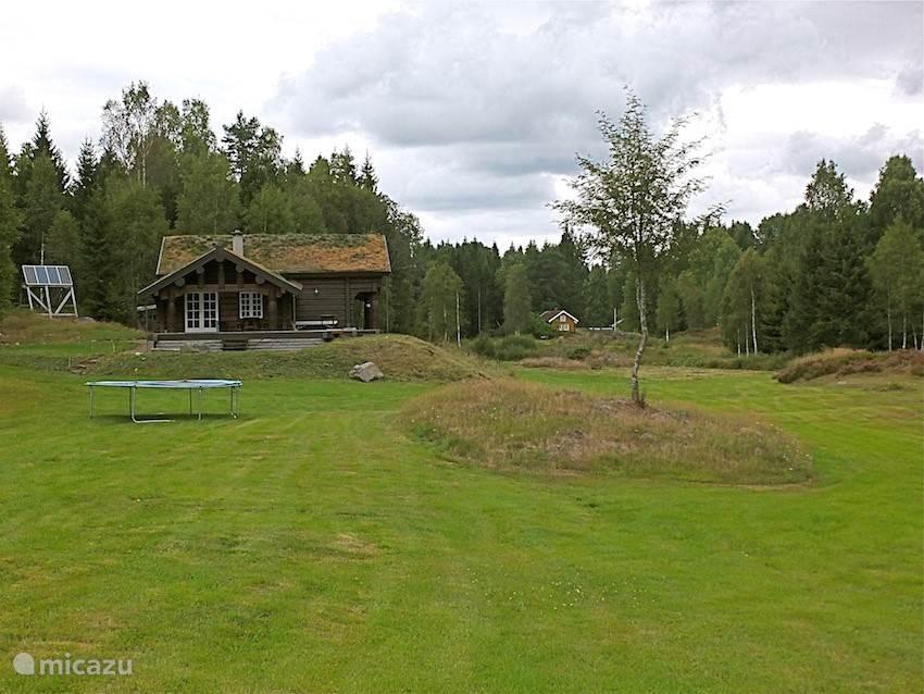 Vakantiehuis Noorwegen, Vestfold, Kodal Blokhut / Lodge Eco-Lodge Hasås setra
