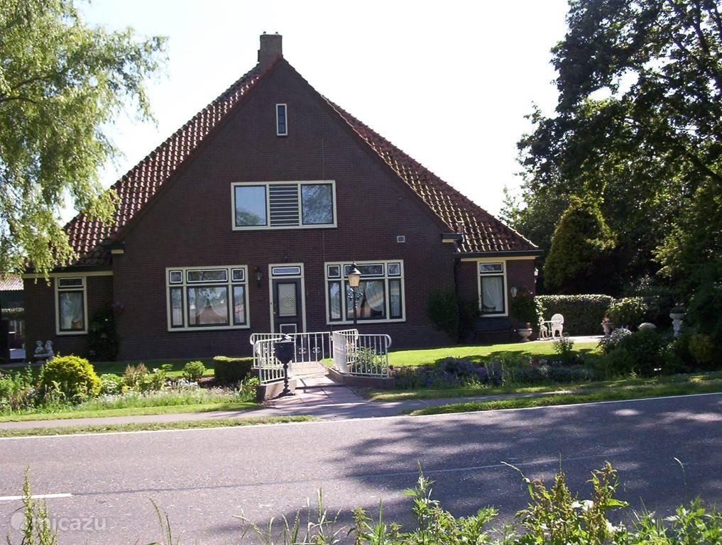 Vakantiehuis Nederland, Noord-Holland, Heiloo boerderij Vakantieboerderij Nieuw-Ypestein