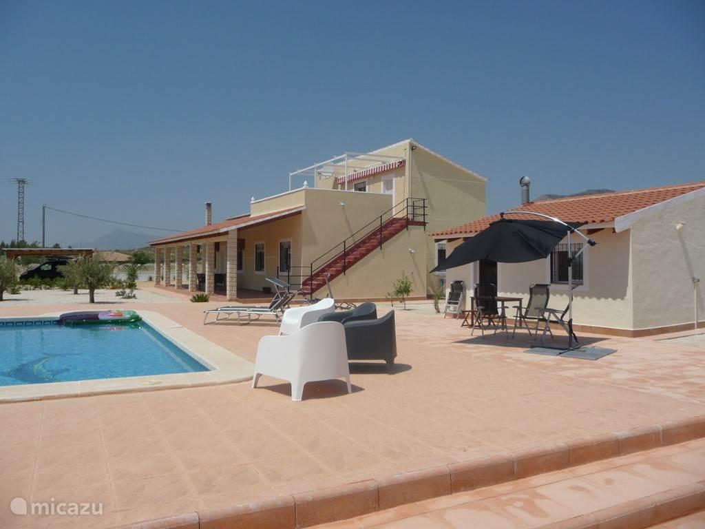 Vakantiehuis Spanje, Costa Blanca, Macisvenda vakantiehuis Cuatro Soles