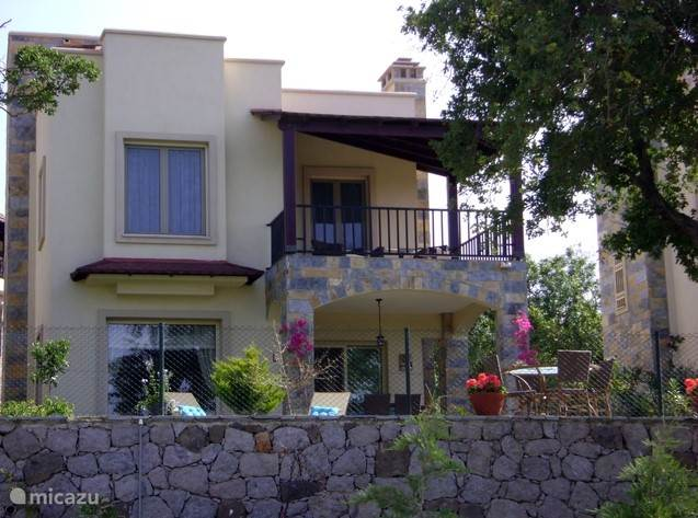 Vacation rental Turkey – holiday house Villarosa