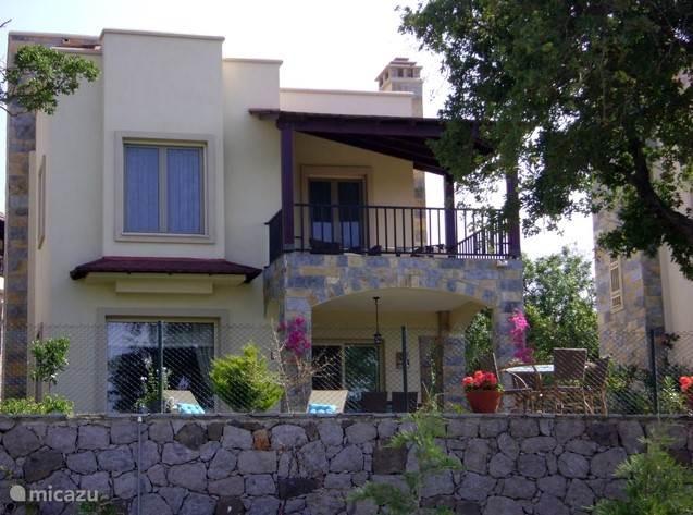 Vakantiehuis Turkije, Egeïsche Zee, Yalikavak - vakantiehuis Villa Rosa