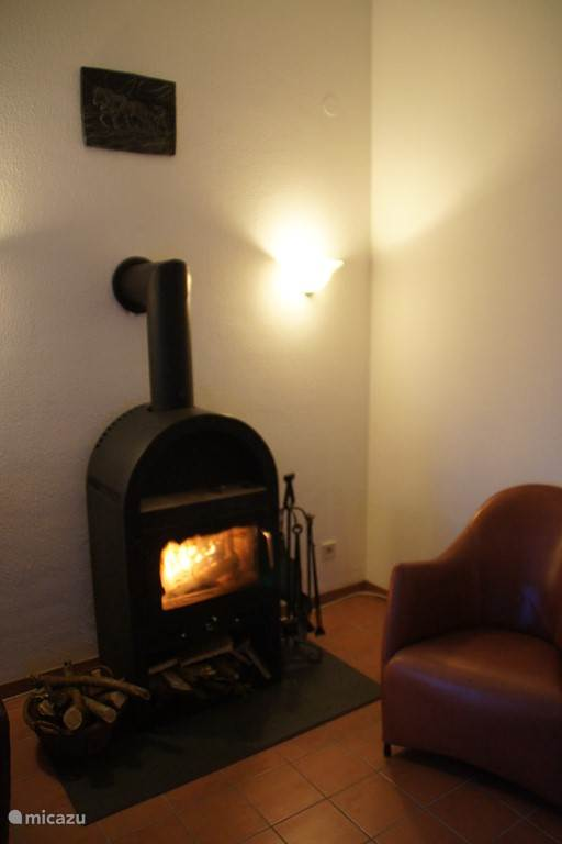 Heating and wood stove