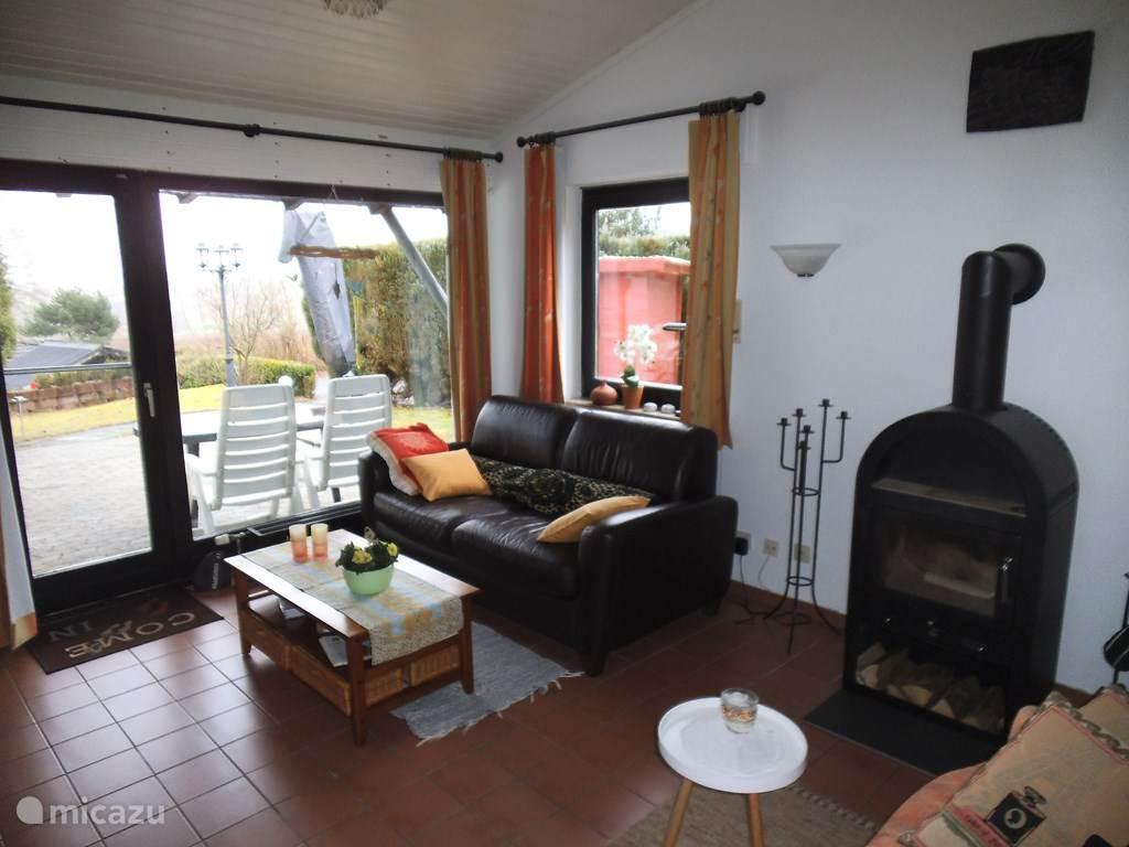 Vakantiehuis Duitsland, Eifel, Lissendorf Vakantiehuis Rustig gelegen vakantiehuis