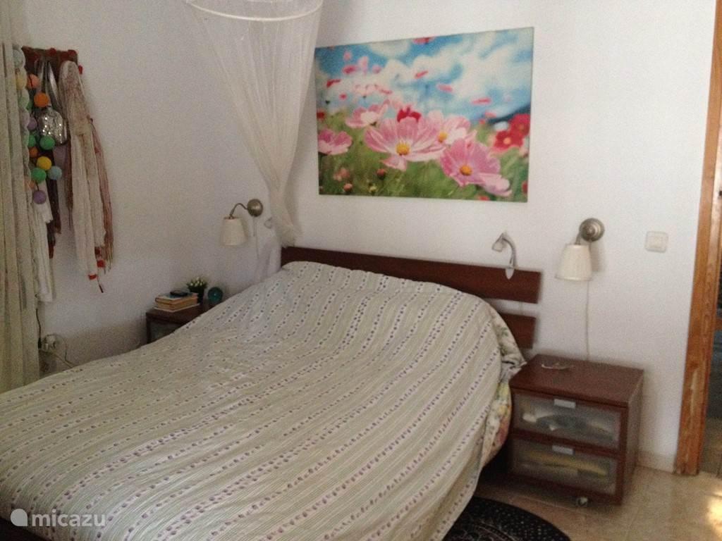Slaapkamer 1 met ensuite
