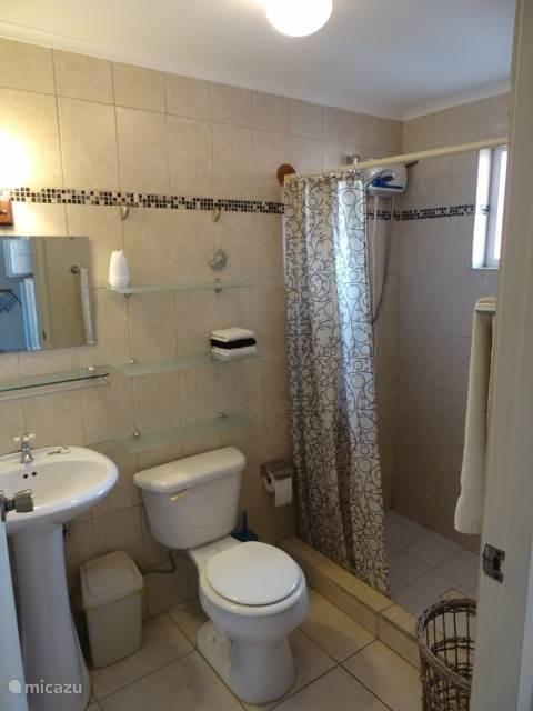 Badkamer, van alle gemakken voorzien