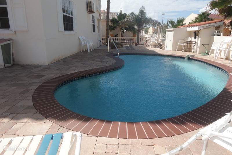 Vacation rental Aruba, North, Rooi Santo Apartment Landslake Deluxe Aruba
